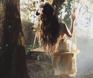 fantasy, girl, and magic image