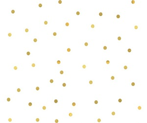 gold, wallpaper, and dots image