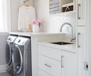 home and laundry image