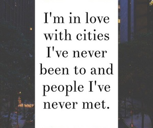 quote, book, and cities image