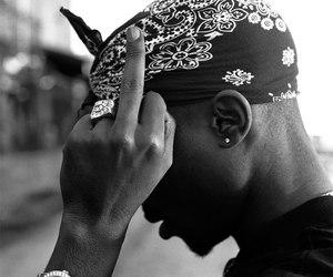 2pac, tupac, and rap image