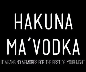 vodka, memories, and quotes image