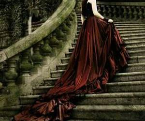 dress and fantasy image