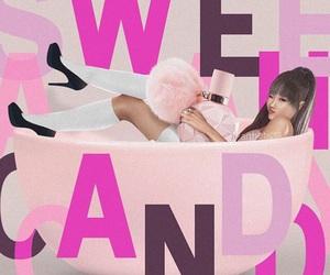 ariana grande and sweet like candy image