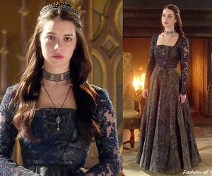 reign, dress, and pretty image