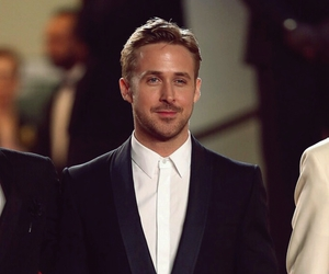 ryan gosling, suit, and boy image