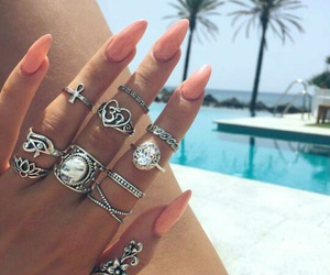 nails, rings, and palms image