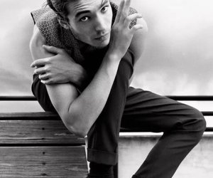 ezra miller, actor, and handsome image
