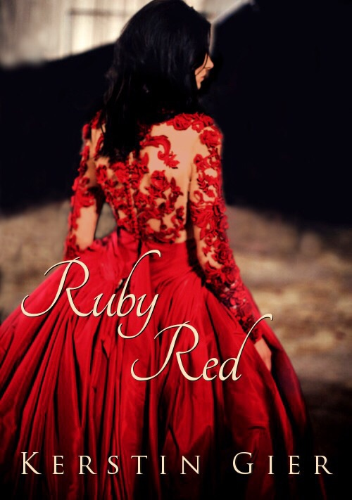 ruby red, timeless, and ruby book image