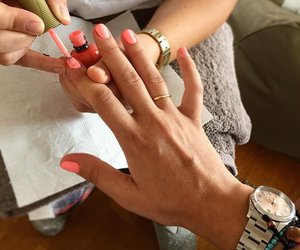 hybrid, manicure, and orly image