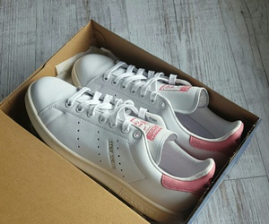 adidas, pretty, and rosa image