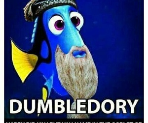 dory, harry potter, and funny image