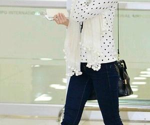 airport, im yoona, and girls generation image