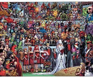 Marvel, deadpool, and comic image