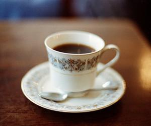 tea, coffee, and photography image