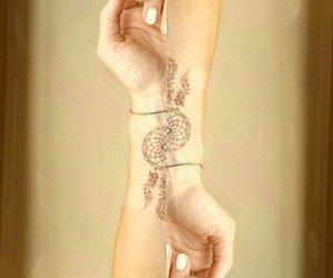 Effects, light, and tatoo image