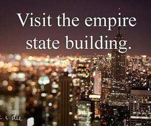 before, city, and empire state image