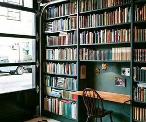 addiction, books, and paradise image