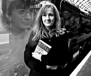birthday, jk rowling, and potter image