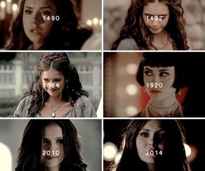 tvd, the vampire diaries, and katherine pierce image