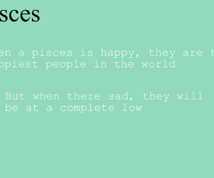 heart, pisces, and zodiac image