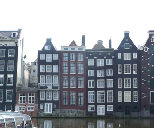 amsterdam, city, and Houses image