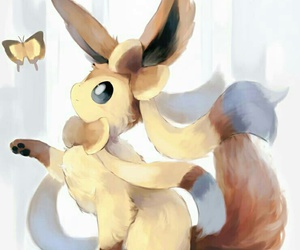 pokemon, cute, and sylveon image