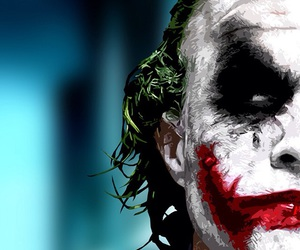 joker, batman, and wallpaper image