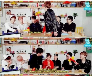 got7, funny, and kpop image