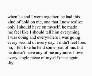 boyfriend, break up, and breakup image