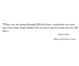 coelho, inspiration, and quotes image