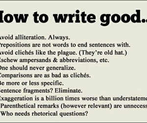 funny, writer, and writing image