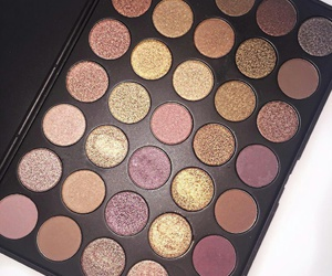 makeup, make up, and palette image