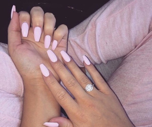 hands, jewellery, and nails image