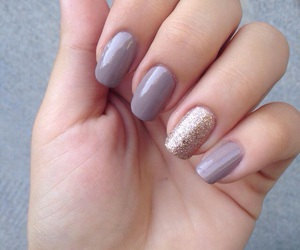 glitter, nails, and trends image