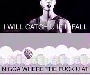justin bieber, flappy bird, and funny image