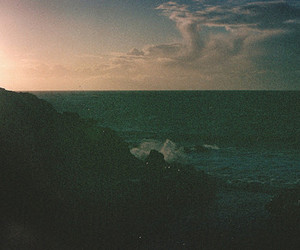 landscape, photography, and sea image