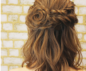 braid, fashion, and pretty image