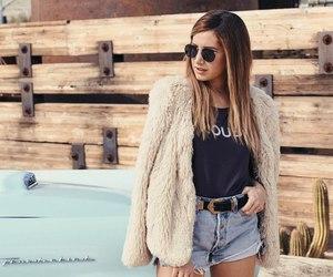 ashley tisdale, celebrity, and sunglasses image