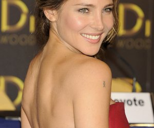 elsa pataky, gorgeous, and gown image