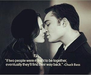 chuck bass, gossip girl, and series image
