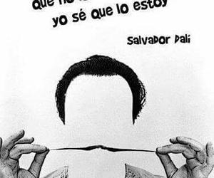 art, salvador dali, and frases image