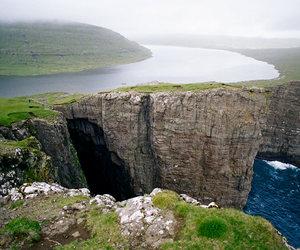 landscape, nature, and lake image