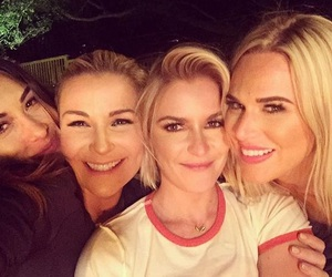 besties, renee, and wwe image