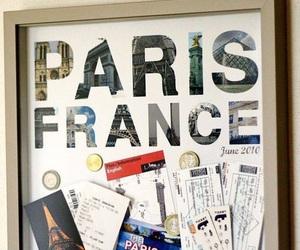 travel, diy, and paris image