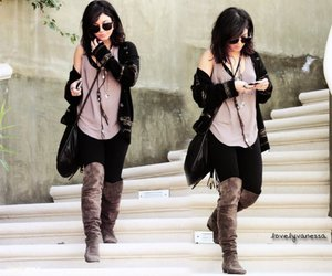fashion, girl, and vanessa hudgens image