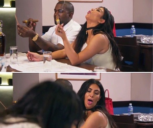 fan, kimye, and funny image