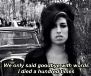 Amy Winehouse, black and white, and song image