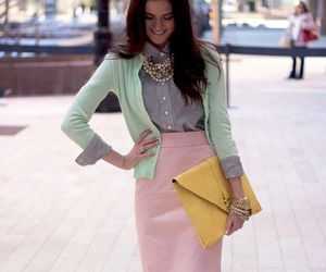 fashion, style, and pastel image