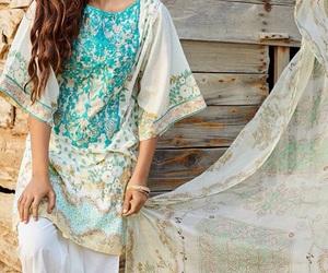 brand, summer, and salwar kameez image